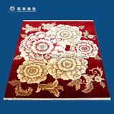 藏羊牌纯羊毛机片洗地毯